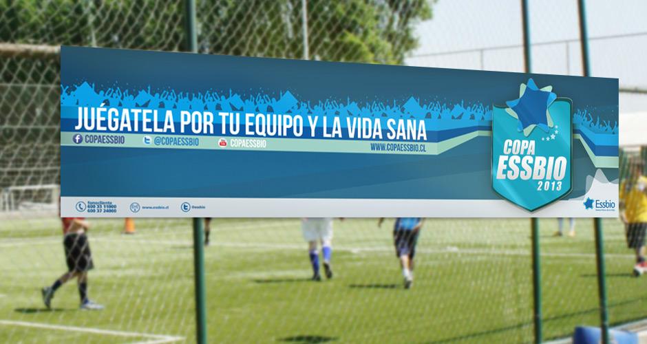 Copa Essbio lienzo