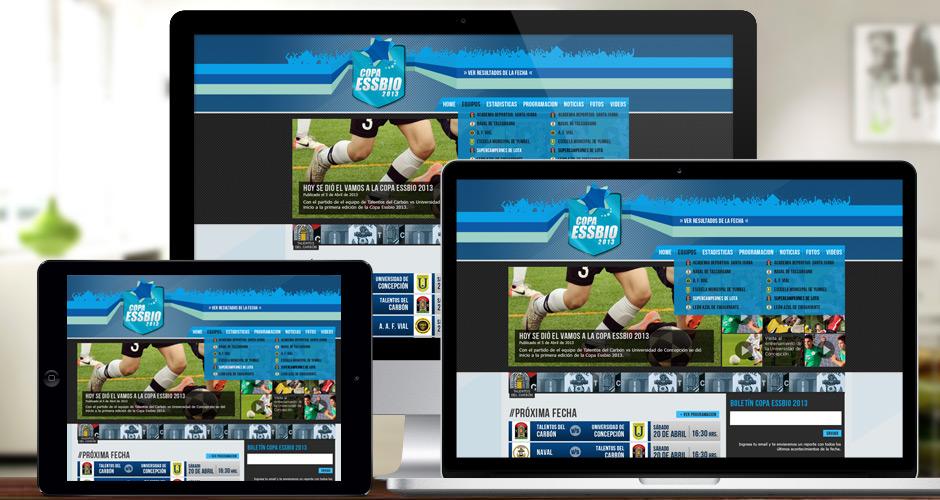 Copa Essbio web