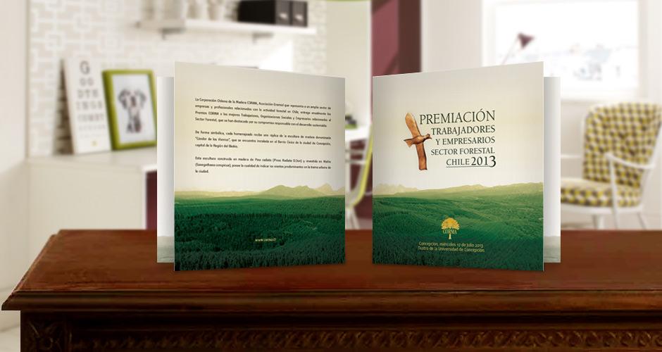 Invitación premiación